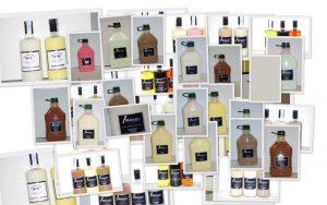 Vinos, licores y embutidos